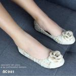 รองเท้าคัชชู งานสวยชน