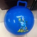 (พร้อมส่ง) YK1062-1 ลูกบอลเด้งดึ๋ง แบบมีหูจับ ขนาด 65/45 CM