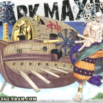 GRAND SHIP COLLECTION ARK MAXIM