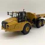 โมเดลรถบรรทุก CAT Articulated Dumper by DM สเกล 1:50