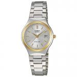นาฬิกา ข้อมือผู้หญิง casio ของแท้ LTP-1170G-7ARDF