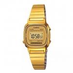 นาฬิกาข้อมือผู้หญิงCasioของแท้ LA670WGA-9DF