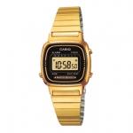 นาฬิกาข้อมือผู้หญิงCasioของแท้ LA670WGA-1DF