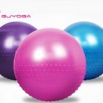 (พรีออเดอร์) บอลโยคะ ผิวเรียบ+หนาม ขนาด 105/85CM
