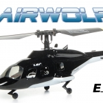 F150v2 Scale helicopter (Bell222)