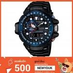 GShock G-Shockของแท้ ประกันศูนย์ GWN-1000B-1B EndYearSale