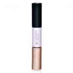 BISOUS BISOUS Dual Eyeliner #2 (Black+Beige Pearl)3g. อายไลเนอร์2เฉดสีในแท่งเดียว