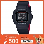 GShock G-Shockของแท้ ประกันศูนย์ DW-5600HR-1 จีช็อค นาฬิกา ราคาถูก ราคาไม่เกิน ห้าพัน