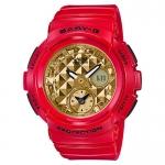 นาฬิกา Casio Baby-G ของแท้ รุ่น BGA-195VLA-4A Limited