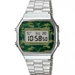 นาฬิกาข้อมือผู้หญิงCasioของแท้ A168WEC-3