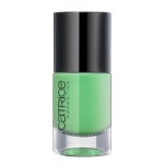 CATRICE ULTIMATE Nail LACQUER #11 Miss Piggy's BF 10ml.ยาทาเล็บสีเงา
