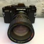 OLYMPUS OM30 OSAWA 28-80MM.F3.5-4.5 MACRO