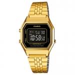 นาฬิกาข้อมือผู้หญิงCasioของแท้ LA680WGA-1B