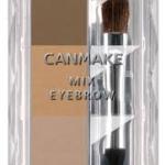 CANMAKE MIX EYEBROW #01-yellow brown 27g. เขียนคิ้วแบบฝุ่น 3สีในตลับเดียว
