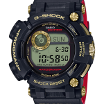 G-SHOCK GOLD TORNADO 35TH LIMITED GWF-D1035B-1