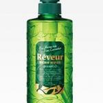 Reveur Rich & Repair Shampoo 500 ml แชมพูสูตร ซ่อมแซมและบำรุงผมแห้งเสีย ดัดและทำสี