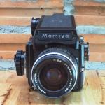 MAMIYA M645 MAMIYA SEKOR-C55MM.F2.8