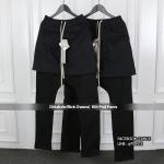 กางเกงRick Owens Kilt Pants(สีดำ)