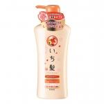 Ichikami Moisturizing Shampoo แชมพูสระผม (กลิ่นแอพพริคอท&ซากุระ) 530ml.