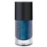 CATRICE ULTIMATE Nail LACQUER #16 George Blueney 10ml.ยาทาเล็บสีเงา