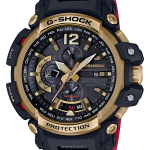 G-SHOCK GOLD TORNADO 35TH LIMITED GPW-2000TFB-1A