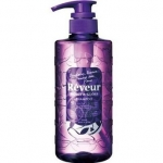 Reveur Moist & Gloss Shampoo 500 ml สูตรให้ความชุ่มชื่นและเงางามแก่เส้นผม