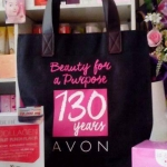 กระเป๋า anniversary 130 ปีเอวอน