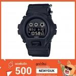 GShock G-Shockของแท้ ประกันศูนย์ DW-6900BBN-1 BlackSeries จีช็อค นาฬิกา ราคาถูก