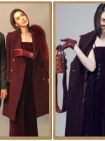 เทรนช์โค้ตฉบับเสื้อผ้าเกาหลีมาแรง
