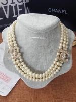 พร้อมส่ง Chanel Pearl Necklace สร้อยมุกเกรดพรีเมียม