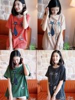 เสื้อญี่ปุ่นงานปักต่อผ้า งานผ้าฝ้ายญี่ปุ่น
