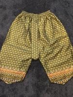 กางเกงโจงกระเบนสำเร็จรูป ผ้าลายไทย