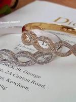 Infinity Diamond Bangle กำไลงานสวยมากก