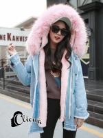 เสื้อผ้าเกาหลีพร้อมส่ง Winter Ultra Warm Jacket