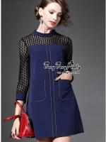 Smart Elegant Vintage MiNi Dress