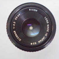 RICOH RICONAR 55MM.F2.2