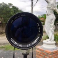 SOLIGOR 450MM.F8