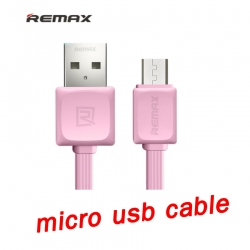 Remax สายชาร์จ Micro USB quick charge and data cable for android