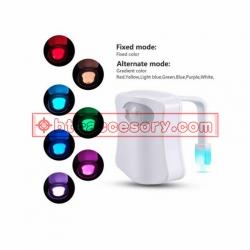 Motion Sensor light 8colorsไฟกลางคืน ติดโถชักโครกห้องน้ำ