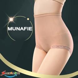 กางเกงซับในเก็บพุง MUNAFIE เอวสูง