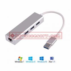 usb 3.0 lan Gigabit ethernet adapter with hub usb 3.0 for win mac