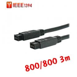 สาย IEEE firewire1394 800ไป800 3m