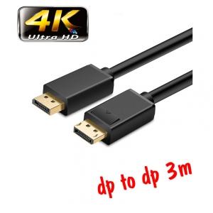 DP displayport to displayport v1.2 4kx2k 3m