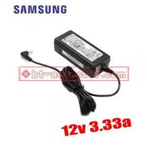 SAMSUNG AC อะแดปเตอร์ ที่ชาร์จจ tablet 12v3.33a หัวเล็กตัวใหม่ ของแท้