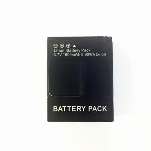 GoPro Hero 3/3+ แบตเตอรี่กล้อง 1600mah-black