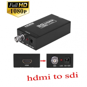 mini converter hdmi to SDI full hd 3d 1080p