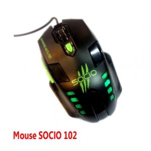 mous gaming usb optical SOCIO GM-102