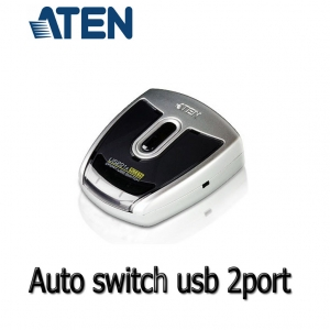 ATEN USB auto switch USB 2 คอม 1print US221A
