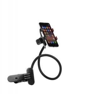 iphone holder ที่วางมือถือหนีบกับโต๊ะ -black