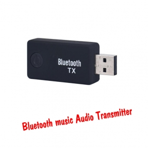 Bluetooth music Audio Transmitter ส่งสัญญาณเสียงเป็นบลูทู